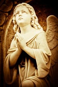 magia wrozb aniol