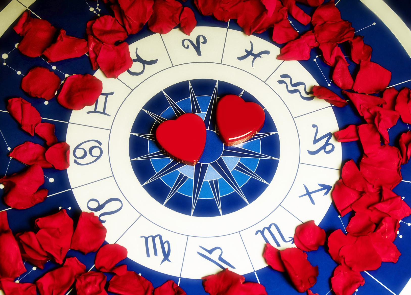 Horoskop miłosny Walentynkowy