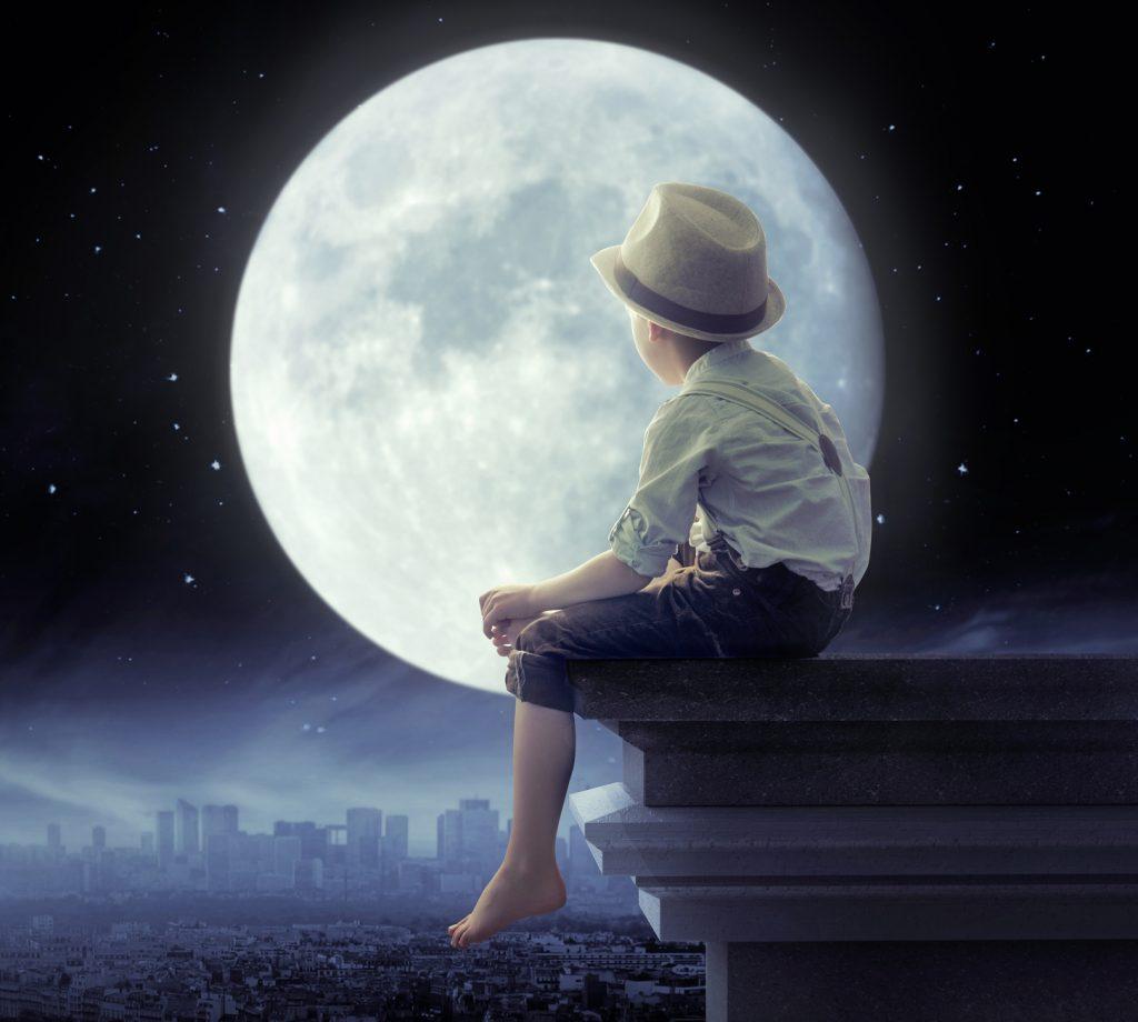 Wpływ księżyca na życie